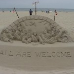 Ocean City Sand Sculpture comes to Harford County Farm Fair!