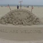 Ocean City Sand Sculpture comes to Harford County Farm Fair!